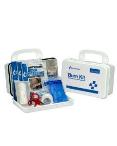 Burn Care Kit, Plastic Case