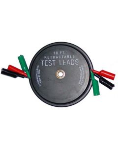 3 x 10' Retractable Test Leads