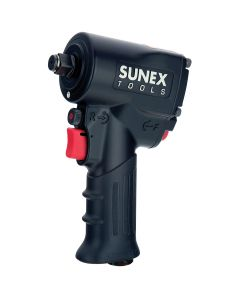 Sunex Tools 1/2 in. Drive Super Duty Mini Impact Wrench w/ Grip