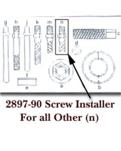 Screw Installer for Others for KDT2897