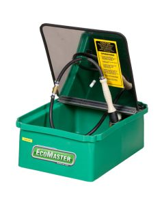 EcoMaster Heated Bench Top Washer