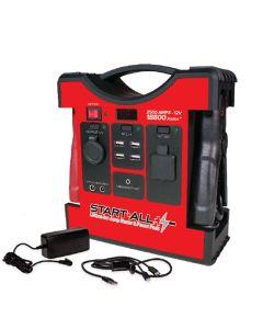 StartAll JumpPack 12V 2500 Amp Rev.01