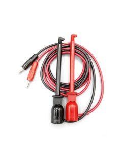 "Macro-Hook XJL to Straight Banana Plug, 36"" Test Lead Set"