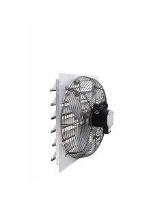 """24"""" Shutter Fan, 2-Speed, Industrial"""