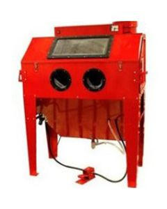 110 Gallon Sandblast Cabinet