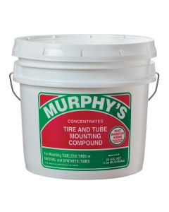 Murphy's #2000 Concentrated Tire and Tube Mounting Compound, 8 lb.
