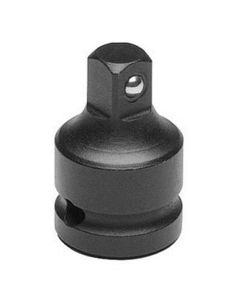 """3/8"""" Female x 1/2"""" Male Adapter w/ Friction Ball"""