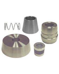 "1"" Basic Adapter Set used to Mount Rotors on 1"" Arbor (20-pc)"
