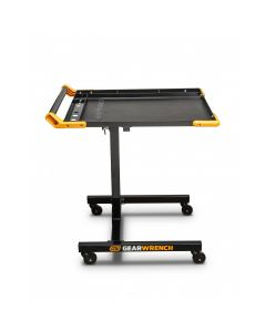 """Adjustable Height Mobile Work Table 35"""" To 48"""""""