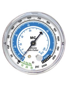 """2-1/2"""" Low Side R-134A/R-12 Replacement Gauge"""