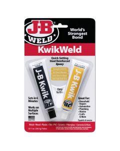 Kwik Weld Welding Compound.