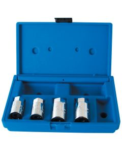 4 Piece Metric Stud Remover / Installer Set