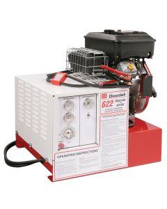 Start All 12/24 Volt 700/400 Amp Generator with Air Compressor