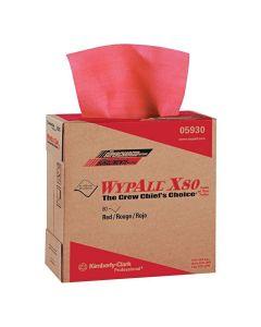 WYPALL X80 SCOTT CLOTH HD 80/BOX
