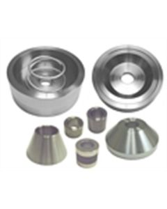 """1"""" Adapter Set For Hubless Rotors and Drums"""