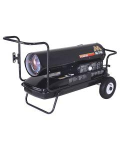 Portable Kerosene 215,000 BTU Forced Air Heater