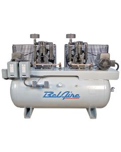 15 HP Duplex Compressor, 208-230/1