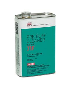 Liquid Pre-buff Cleaner (Flammable) 32 fl./oz. in Spout Can