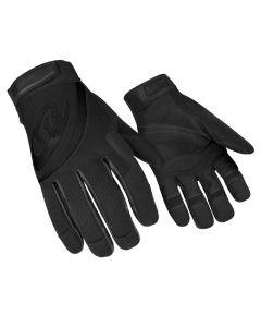 Rope Rescue Gloves Black M