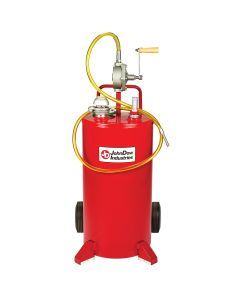 25-Gallon Gas Caddy UL Listed
