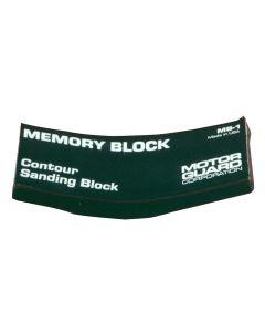 MEMORY BLOCK SANDING BLOCK