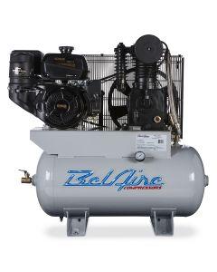 14HP 30 Gallon Gas Compressor Cast Iron Series