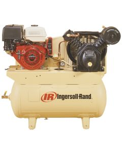 Two-Stage Gas Powered Air Compressor