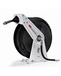 """1/2"""" x 50' Aluminum Hose Reel - Medium Pressure"""