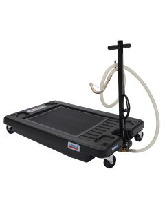 Low Profile Truck Drain with Electric Pump