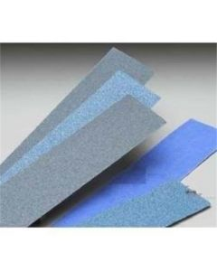 "BlueMag Body File Sanding Sheets NorGrip VAC (80) Grit, 2-3/4"" x 16"""