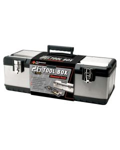26 in. Steel Tool Box
