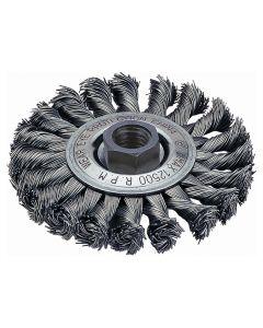 """Stringer Bead Wire Wheel Brush, 4"""" Diameter"""