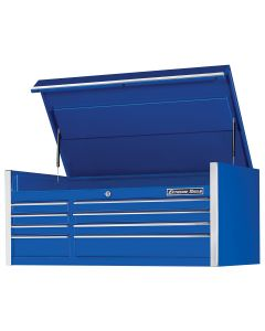 "Extreme Tools 55"" 8-Drawer Top Chest, Blue"
