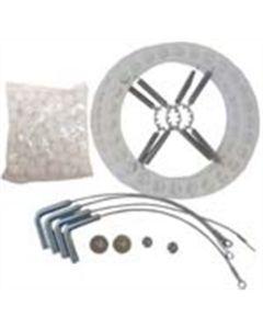 Standard SS Turnplate Repair Kit
