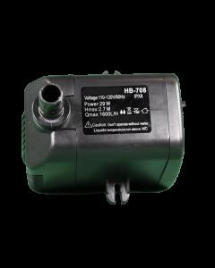 Pump for MFC6000, MC61