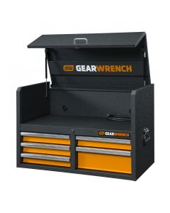 """26"""" 5-Drawer GSX Series Rolling Tool Cabinet"""
