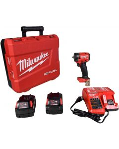 """M18 FUEL 3/8"""" Drive Compact Impact Wrench w/ Friction Ring"""