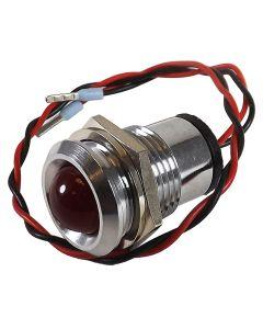 Red Warning Light Assembly
