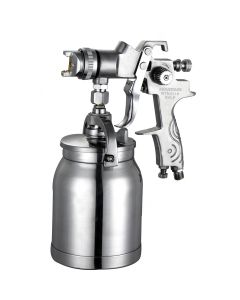 1.8mm HVLP Siphon Feed Spray Gun