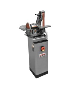 "10"" Shop Bench Grinder and JPS-2A Stand"