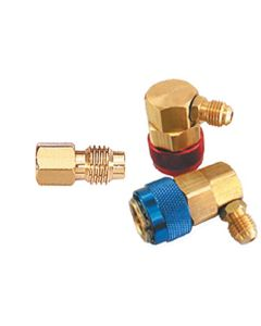 R12 - R134a Conversion Quick Connect Coupler Set