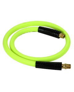 Flexzilla ZillaWhip 1/2 in. x 4 ft. Swivel Whip Hose 3/8 in. NPT