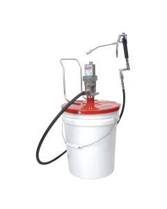 Vslue Series 40:1 Single Acting Grease Pump for 25-50 lb. Pail
