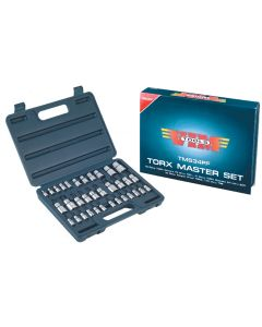 34 Piece Torx Master Set
