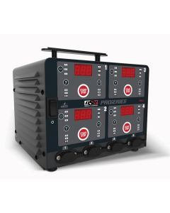10 Amp 4 Bank Automatic Battery Charging Station