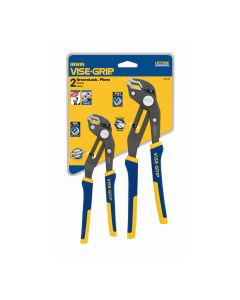 Vise-Grip 2-Piece GrooveLock Pliers Clamshell Set