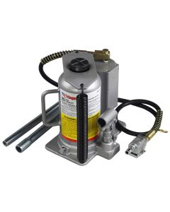20 Ton Air-Assist Hydraulic Bottle Jack