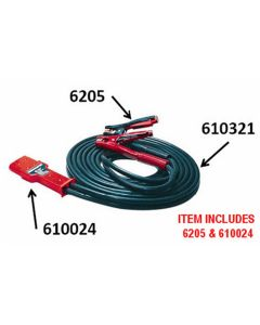 Plug-In Cables 25' 1Awg