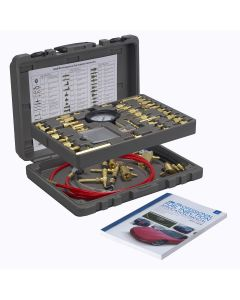 Professional Master Fuel Injection Kit