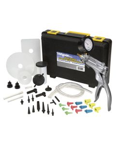 Silverline Elite Hand Vacuum / Pressure Pump Automotive Kit